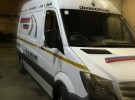 More Contracts means more New Mercedes  vans ordered for service vans